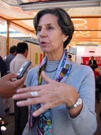 ELECCIONES INTERNAS:  ISABEL ALLENDE PIDE GESTO DE TRANSPARENCIA A DIRECTIVA